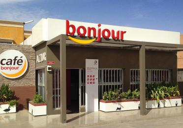 Cafe Bonjour - Total Cambodia