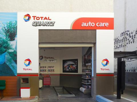 Total Quartz Auto Care